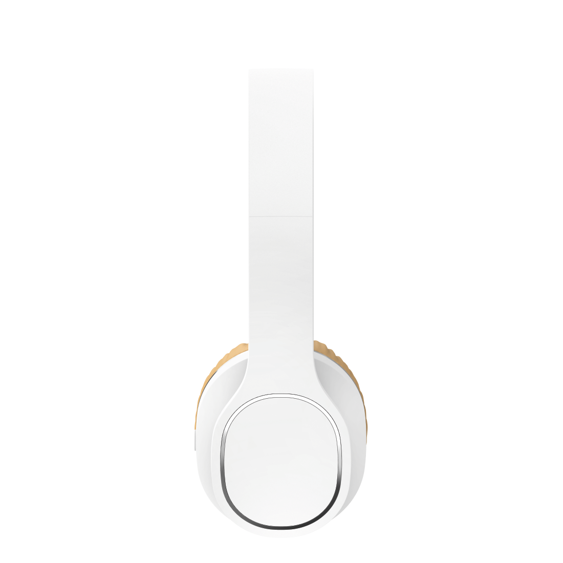 "abx3 High-Res Image 3 - Hama, Casque Bluetooth® ""Touch"", supra-aur., micro., comm. tact., blc/beige"