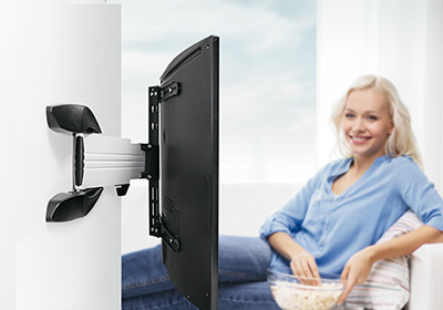 Curved TV: The Curved Wall Bracket You Need