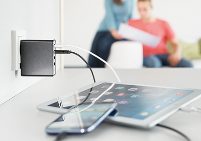 The various charging technologies
