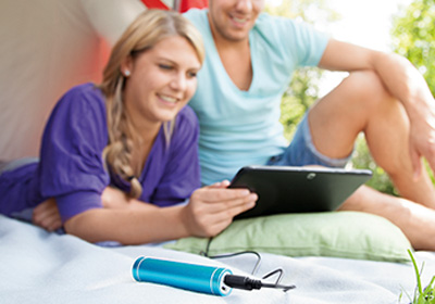 Power packs - charge your smartphone and tablet on the go
