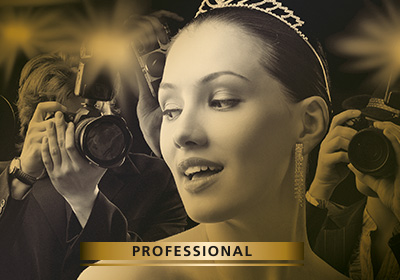 Cases, Memory Cards and Filters in Our Professional Line